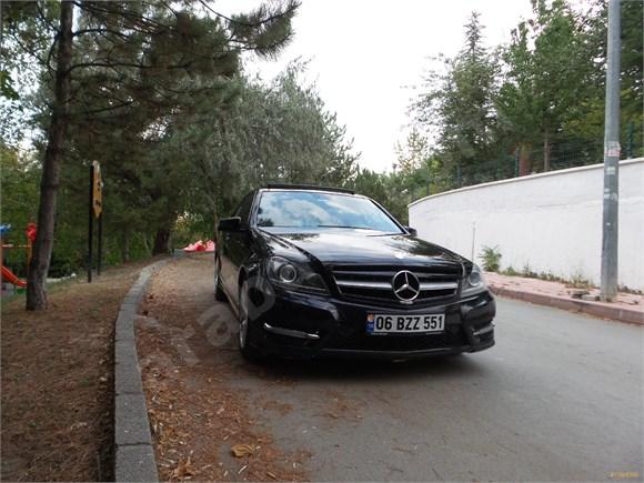 Hemen Satılık Sahibinden Mercedes - Benz C 180 AMG Makyajlı Kasa 1.8  7 İleri Değişensiz Düşük KM