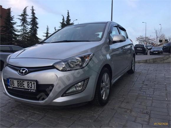 Sahibinden Hyundai i20 1.4 CVVT Tune 2012 Model