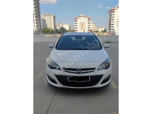 Sahibinden Opel Astra 1.6 CDTI Sport 2014 Model Gaziantep