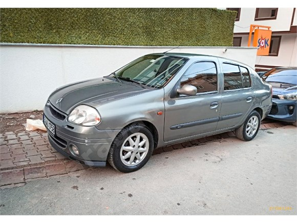 Sahibinden Renault Clio 1.4 Dynamique 2002 Model