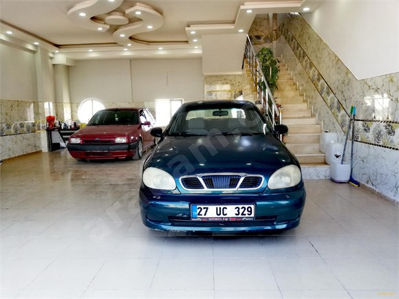 DİRİLİŞ AUTO'DA Daewoo Lanos 1.5 SE 1999 Model Gaziantep