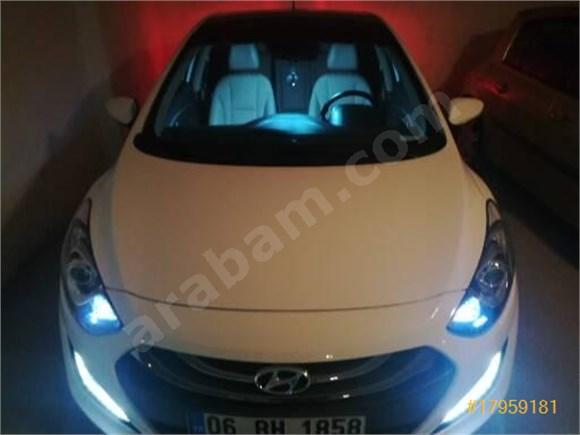 Sahibinden Hyundai i30 1.6 CRDi Elite 2013 Model Ankara