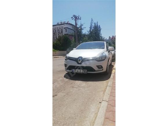 Sahibinden Renault Clio(4 cam otomatik) 1.5 dCi Touch 2017 Model