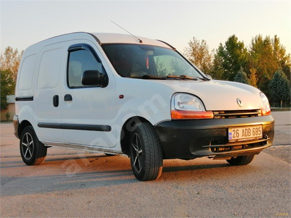 Sahibinden Renault Kangoo Express 1.9 DTi 2001 Model