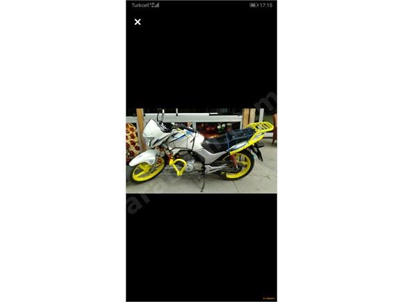 Sahibinden Honda CB 125E