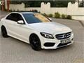Mengenler Bakımlı Mercedes - Benz C 180 AMG 7G-Tronic 2016 Model