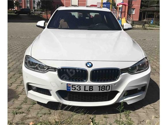 **ÖZEL SİPARİŞ**BMW 3 Serisi 320i ED 40th Year Edition 2016 Model