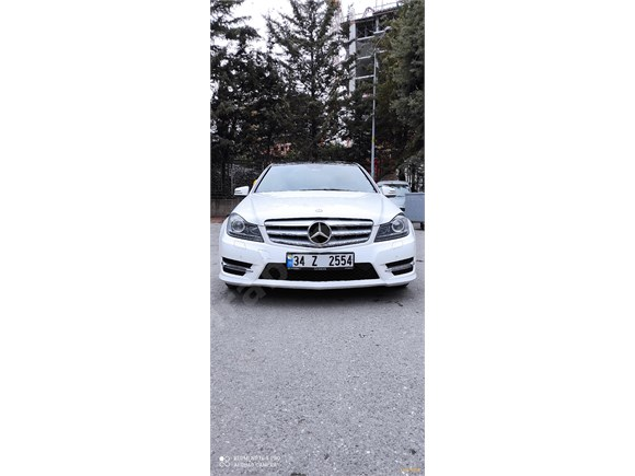 Sahibinden Mercedes - Benz C 180 AMG 7G-Tronic 2012 Model