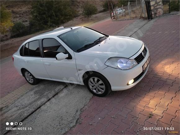 Sahibinden Renault Symbol 1.4 Expression 2009 Model