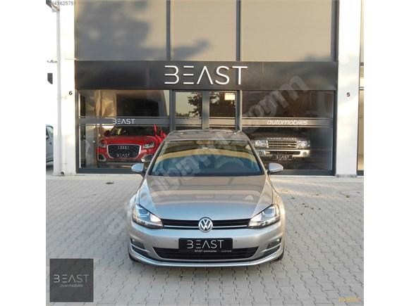 BEAST 2016 VW GOLF 1.6 TDİ BMT HİGHLİNE DSG BOYASIZ 64.576 KM