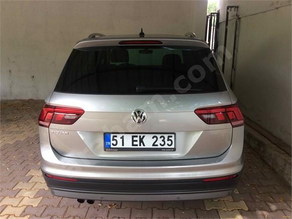 Sahibinden Volkswagen Tiguan 1.6 TDi Comfortline 2018 Model