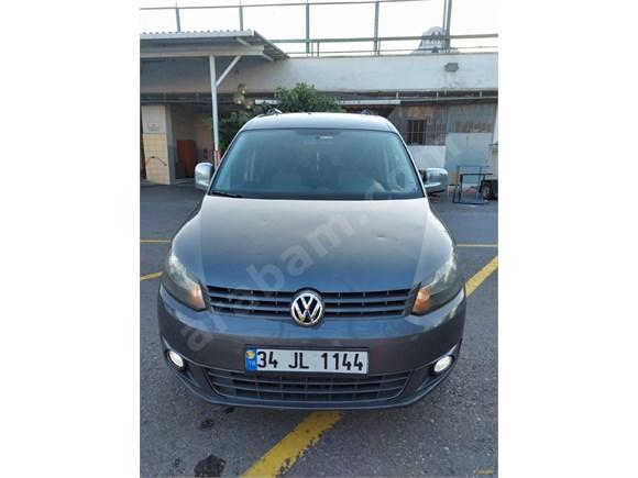 Sahibinden Volkswagen Caddy 1.6 TDI Trendline 2012 Model