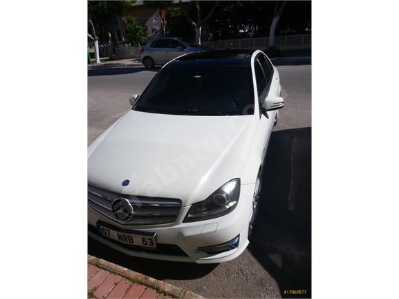 Sahibinden Mercedes - Benz C 180 BlueEFFICIENCY AMG 2011 Model