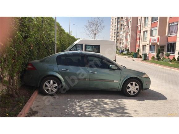 Ihtiyaçtan dolayı satılıktır Renault Megane 1.6 Dynamique 2005 Model