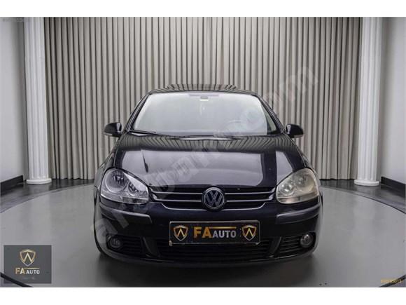 2006 MODEL VW GOLF 1.6MOTOR 6 İLERİ VİTES KREM DÖŞEMELİ SUNROFLU