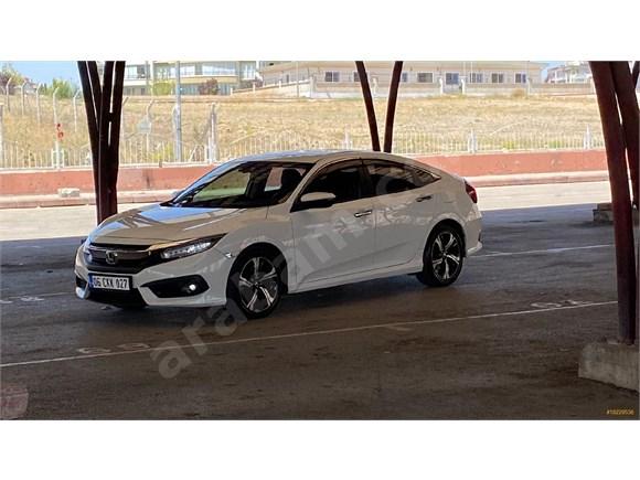 TAKASLI Sahibinden Honda Civic 1.6 i-DTEC Executive 2018 Model