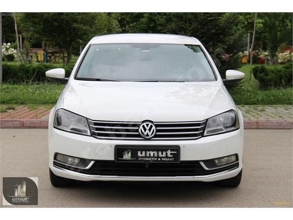 __UMUT__2014 VW PASSAT 1.6 TDİ 105 HP COMFORTLİNE -BAKIMLI-DSG
