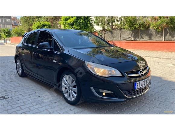 Galeriden Opel Astra 1.3 CDTI Edition 2013 Model Hatay