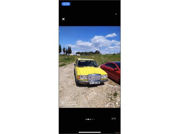 Sahibinden Mercedes - Benz 230 E