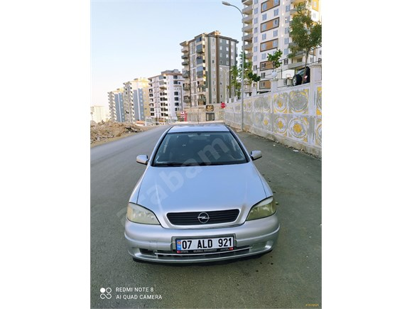 Galeriden Opel Astra 1.6 CD 1999 Model Gaziantep