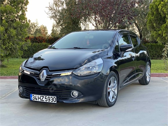 Galeriden Renault Clio 1.5 dCi Touch 2013 Model Ankara