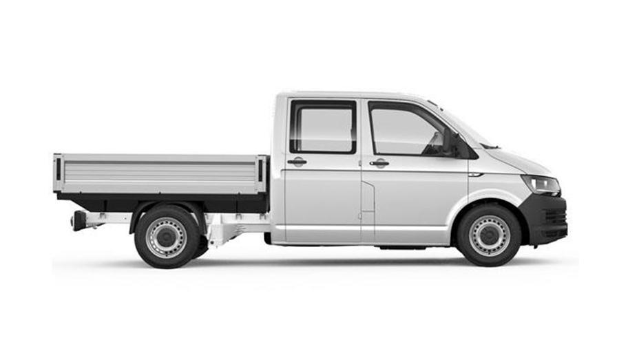 sifir km volkswagen transporter kamyonet fiyatlari ve paketleri